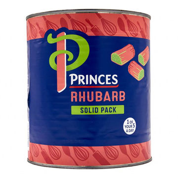 Picture of Solid Pack Rhubarb (6x2.82kg)