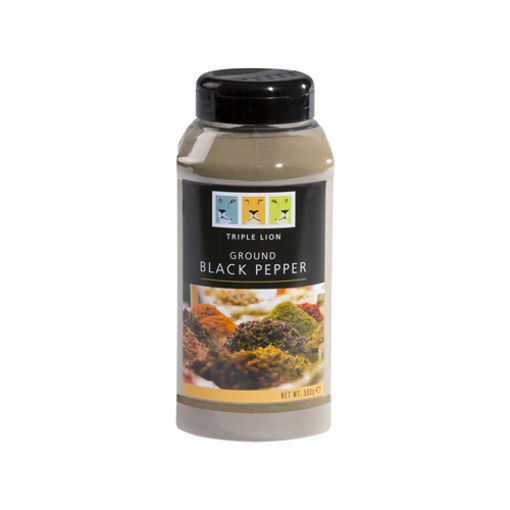 Picture of Ground Black Pepper (6x550g)