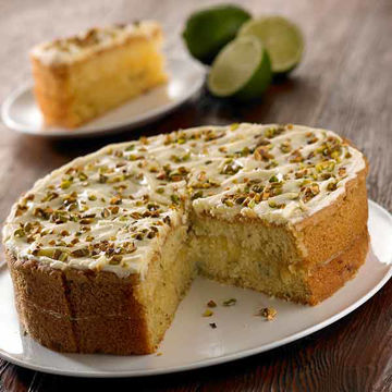 Picture of Zucchini & Lime Cake (14p/ptn)
