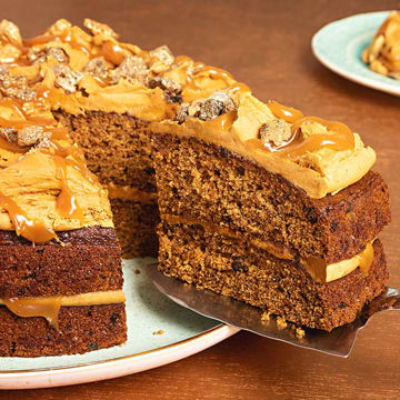 Picture of Sticky Toffee Pudding Cake (14p/ptn)