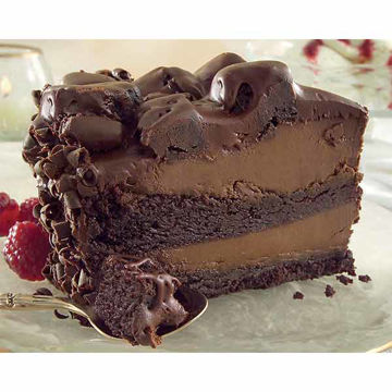 Picture of Chocolate Lovin' Spoon Cake (4x14ptn)