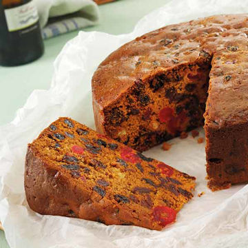 Picture of Victorian Style Fruit Cake (14p/ptn)