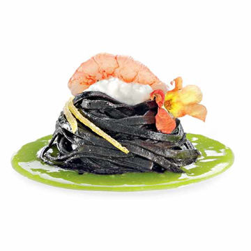 Picture of Taglione with Squid Ink (1.5kg)