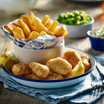 Picture of Wholetail Scampi in Batter (10x450g)