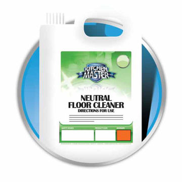 Picture of Neutral Floor Cleaner (4x5L)