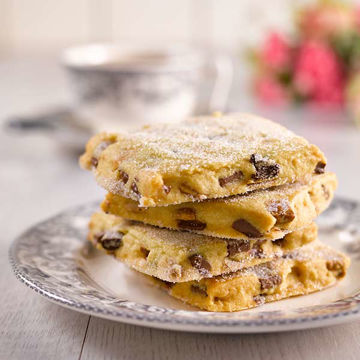 Picture of Triple Chocolate Shortbread (60x70g)
