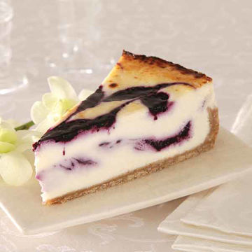 Picture of Blueberry & White Choc Brulee (2x14ptn)