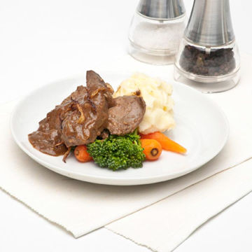 Picture of Liver & Onions (12x400g)