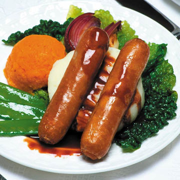 Picture of Premier Cooked Pork Sausages 8s (48)
