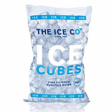 Picture of Ice Cubes (6x2kg)