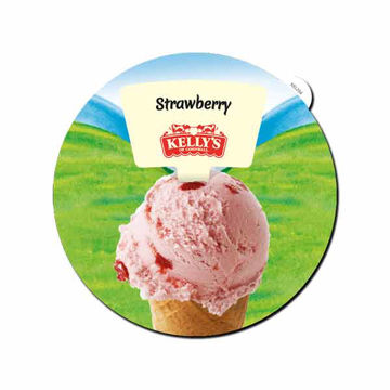 Picture of Strawberry Ice Cream (4.5ltr)