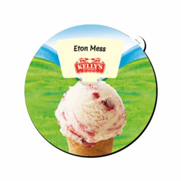 Picture of Eton Mess Ice Cream (4.5ltr)