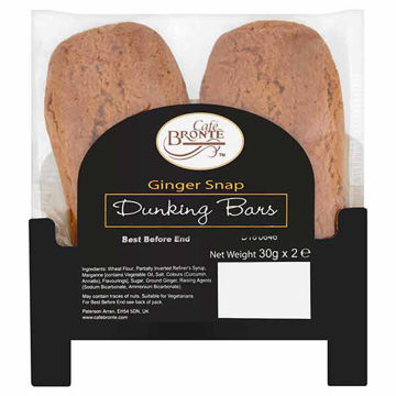Picture of Ginger Snap Dunking Bars (24x2x30g)