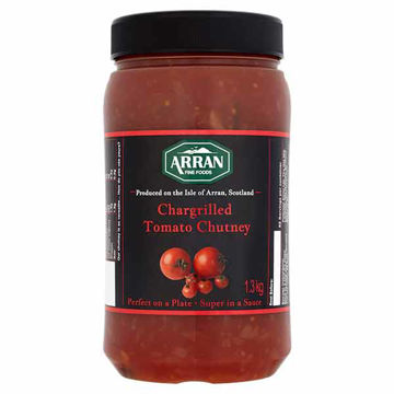 Picture of Chargrilled Tomato Chutney (6x1.3kg)