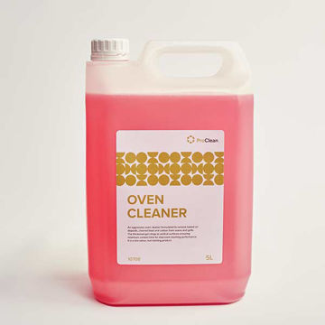 Picture of Oven Cleaner (4x5L)
