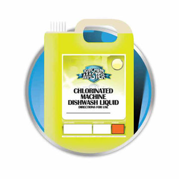 Picture of Chlorinated Machine Dish Detergent (4x5L)