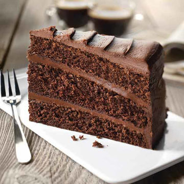 Picture of Formidable Fudge Cake (18ptn)