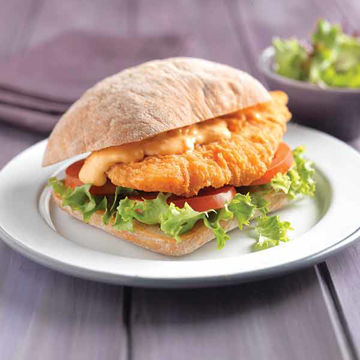 Picture of American Battered Chicken Fillets (2x1.08kg)