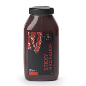 Picture of Sticky BBQ Sauce (2x2.27L)