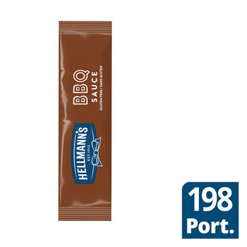Picture of BBQ Sauce Sachets (198x10ml)