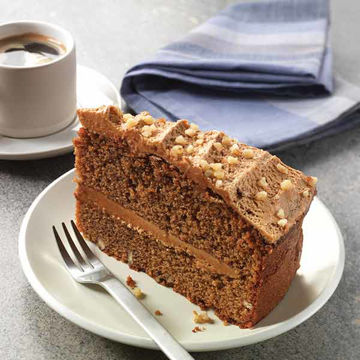 Picture of Coffee & Walnut Cake (14p/ptn)