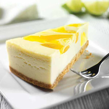 Picture of Mango, Lime & Coconut Cheesecake (12p/ptn)