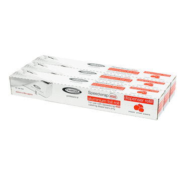 Picture of Catering Foil Refill Rolls 450mm (3x90m)