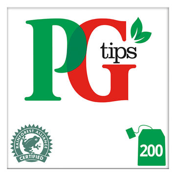 Picture of PG Tips Tea Bags (200)