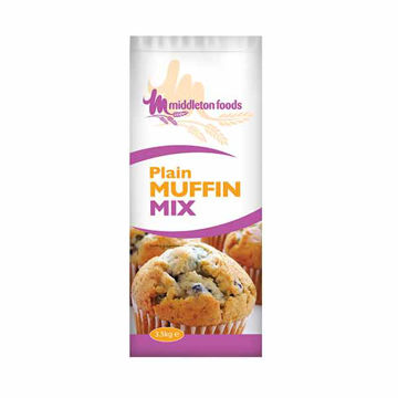 Picture of Plain Muffin Mix (4x3.5kg)