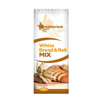 Picture of White Bread & Roll Mix (4x3.5kg)