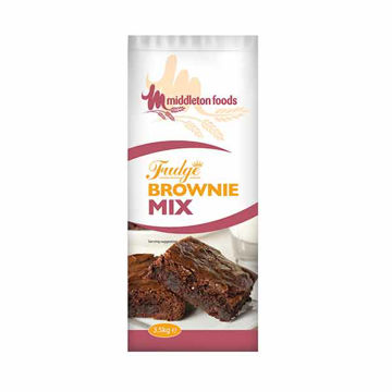 Picture of Fudge Brownie Mix (4x3.5kg)