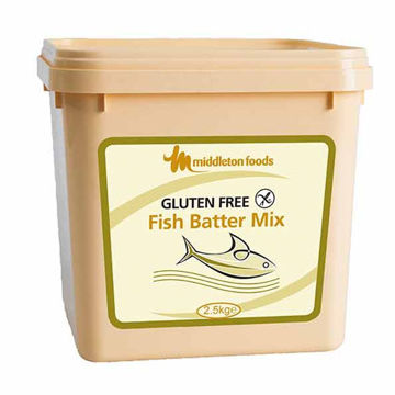 Picture of Gluten Free Fish Batter Mix (2.5kg)