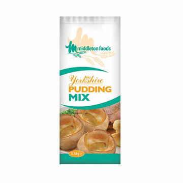 Picture of Yorkshire Pudding Batter Mix (4x3.5kg)