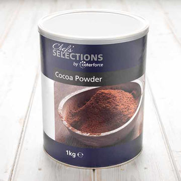 Picture of Cocoa Powder (reduced fat) (6x1kg)