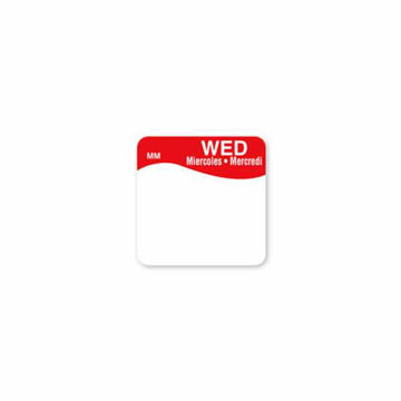 Picture of Day of the Week Labels (Wednesday) (1000)