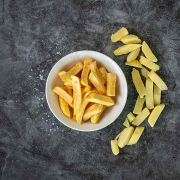 Picture of 15mm Chip Shop Chips (Original with all sizes) (5kg)