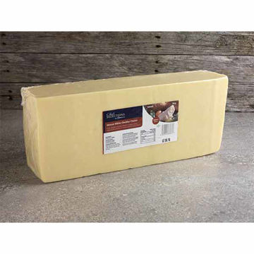 Picture of Mature White Cheddar (4x5kg)